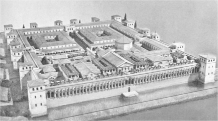 Diocletian's Palace-Model