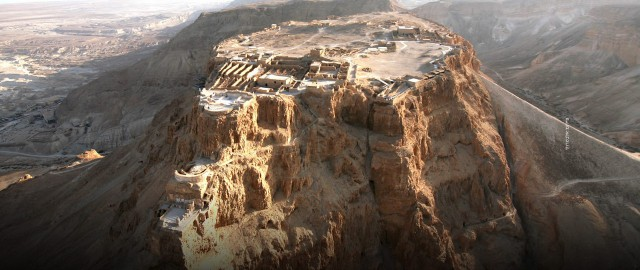 Masada ... The photo is taken from ... http://the100.ru/images/travel/id2036/fortress-masada-travel-4338.jpg