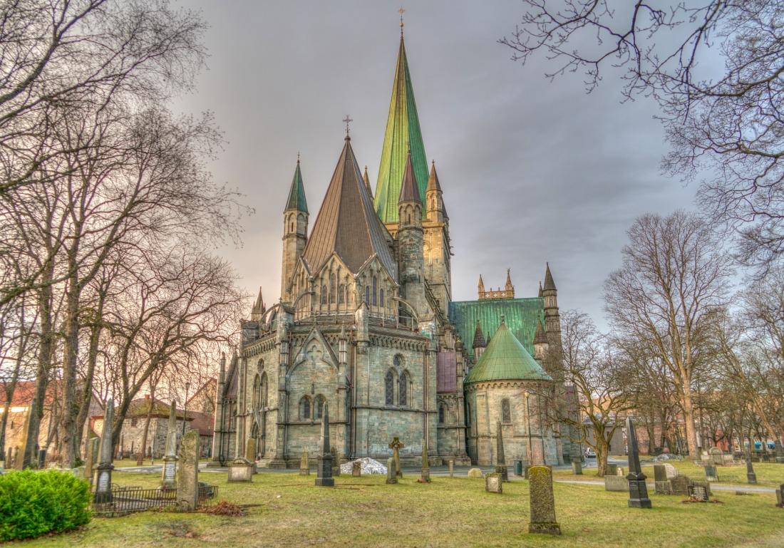 nidaros-cathedral-2068807_1920